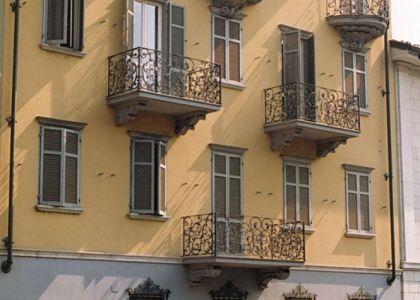Balconi per case d 39 epoca ditta albano casale monferrato for Case d epoca