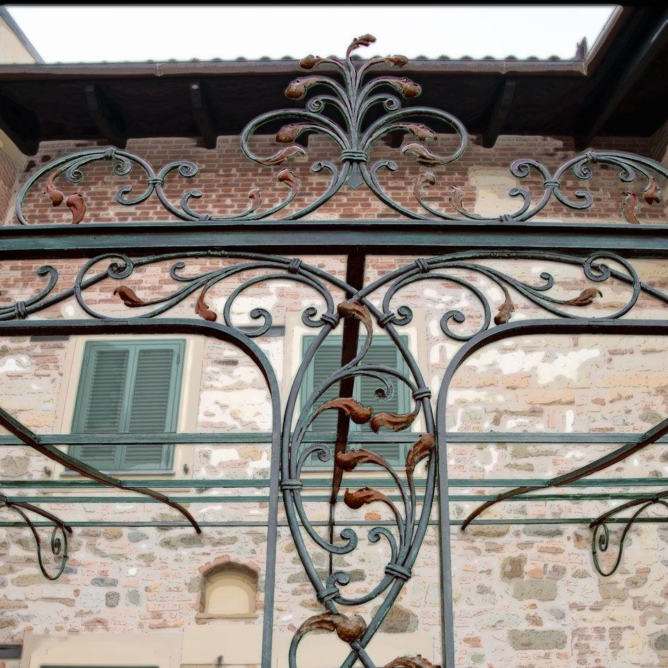 Arredo giardino ditta albano casale monferrato for Arredo giardino in ferro